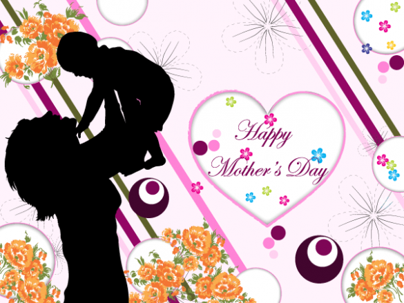 Mother's day is celebrated in the month of