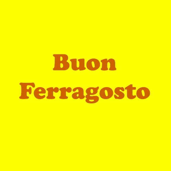 Ferragosto is celebrated on