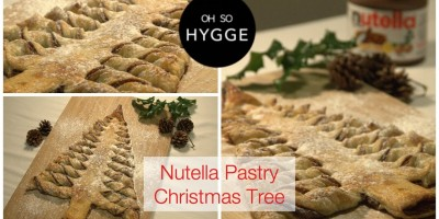 Nutella Christmas Tree.Nutella Pastry Christmas Tree Everybody Loves Tuscany