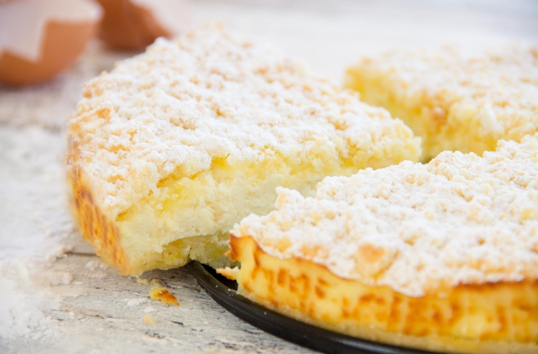 Ricotta Pie - Everybody Loves Tuscany