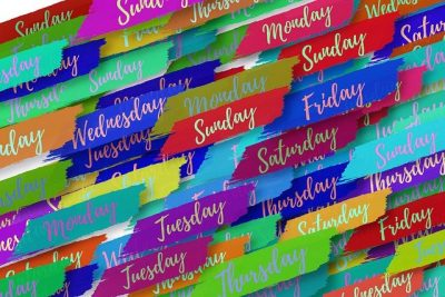 It is unlucky to get married or start something new on which days of the week?