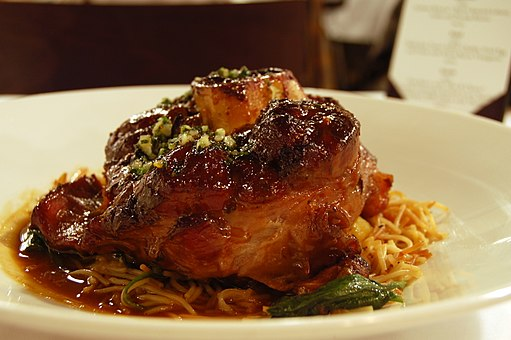 What region of Italy is famous for osso buco?